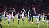 Juventus y Cristiano terminan invictos en la fase de grupos