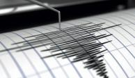 Reportan sismo de magnitud 5.3 al suroeste de Huetamo, Michoacán