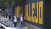 Investigan amenaza de alumno que planeaba matanza en CCH Vallejo