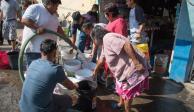 Anticipan en Iztapalapa escasez de agua este fin de semana