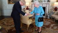Johnson asume el cargo de Primer Ministro británico ante Reina Isabel II