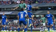 Cruz Azul vence a León y todavía puede clasificar a Liguilla