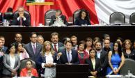 Con 305 votos a favor, diputados aprueban Plan Nacional de Desarrollo