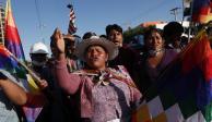 Para pacificar a Bolivia, arranca diálogo convocado por Iglesia, ONU y UE