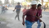 Linchan a cinco presuntos secuestradores en Cohuecán, Puebla
