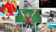 La mujer es la parte más bella del deporte en el mundo