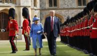 Donald Trump hará una nueva visita de Estado a Inglaterra