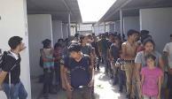 Rescata gobierno de Tamaulipas a 151 migrantes retenidos; 73 eran menores