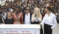 Defiende Iñárritu en Cannes que viva el cine... y Netflix también