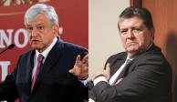 Lamenta López Obrador suicidio de Alan García