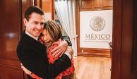 """Sofía Castro exige disculpa tras divorcio de EPN con """"La Gaviota"""""""