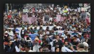 ONG´S alistan movilización el 24 de abril en la CDMX