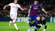 Con golazo de Luis Suárez, Barcelona vence al Mallorca (VIDEO)