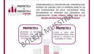 """Consulta en BC, """"ilegal y amañada"""", acusan Córdova y Murayama"""