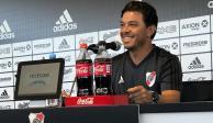 Rivaldo asegura que Marcelo Gallardo está listo para el Barcelona