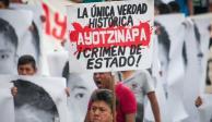 Los números de Ayotzinapa: 53 liberados, 63 pruebas desechadas...