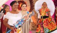 Eligen a la Diosa Centéotl 2019, la mujer que encabeza la Guelaguetza