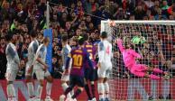 Lionel Messi vuelve a mostrar que es mejor que Cristiano Ronaldo