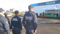 Sujetos armados disparan a policias en Zamora, Michoacán