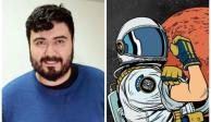 Alumno de la UNAM comanda equipo latinoamericano en misión a Marte