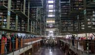 El lunes inicia diálogo para reabrir la Biblioteca Vasconcelos