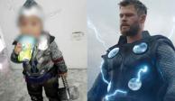"""Padres intentan registrar a su hijo como """"Thor Alberto"""""""