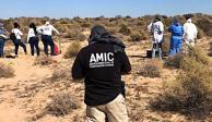 Fiscalía de Sonora localiza 13 cuerpos en fosas clandestinas