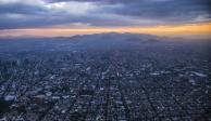 Nublados y lluvias puntuales, el pronóstico para el Valle de México