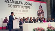 SOMOS, el nuevo partido local en la Ciudad de México