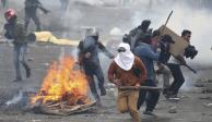 Presidente de Ecuador militariza Quito ante escalada violenta