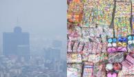 Pirotecnia: ¿por qué es tan mala para la calidad del aire?