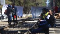 Liberar vías férreas es responsabilidad de la SCT: Silvano Aureoles