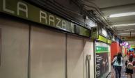 Metro suspende servicio en Indios Verdes, 18 de Marzo, Potrero y La Raza