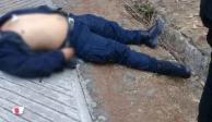 Policía muere baleado por un compañero en Cuajimalpa