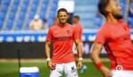 """""""Chicharito"""" desconoce si el """"Tata"""" castigó a algunos futbolistas"""