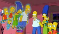 Te presentamos el verdadero origen de Los Simpson