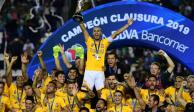 Tigres aguanta embates del León y logra su séptimo título de Liga MX