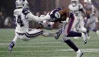 Patriotas derrota con lo suficiente a un inoperante Dallas