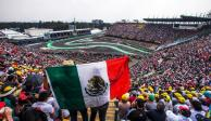 Calendario de actividades del Gran Premio de México
