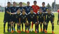 En penaltis, México es tercer lugar del Esperanzas de Toulon