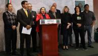 Exige Futuro 21 juicio político contra Durazo por operativo en Culiacán