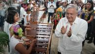 AMLO festeja las medallas de mexicanos en Juegos Panamericanos