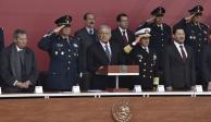 Fuerzas Armadas refrendan su compromiso con la Guardia Nacional