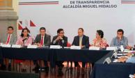 Abre Miguel Hidalgo plataforma ciudadana Checa Obras