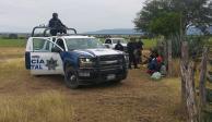 Rescatan en Tamaulipas a 8 migrantes de Nepal y Sri Lanka