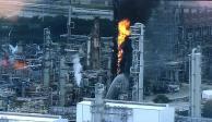 Se registra explosión en refinería Exxon Mobil en Texas