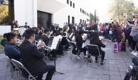 Prepara Los Pinos orquesta y coro comunitario; arrancan en octubre