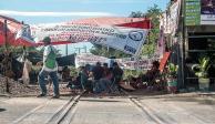 Incumple la CNTE y retoma bloqueos en Michoacán