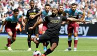 El City arranca Premier con goleada frente al West Ham