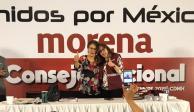 Posible, acuerdo político que defina proceso para renovar dirigencia de Morena
